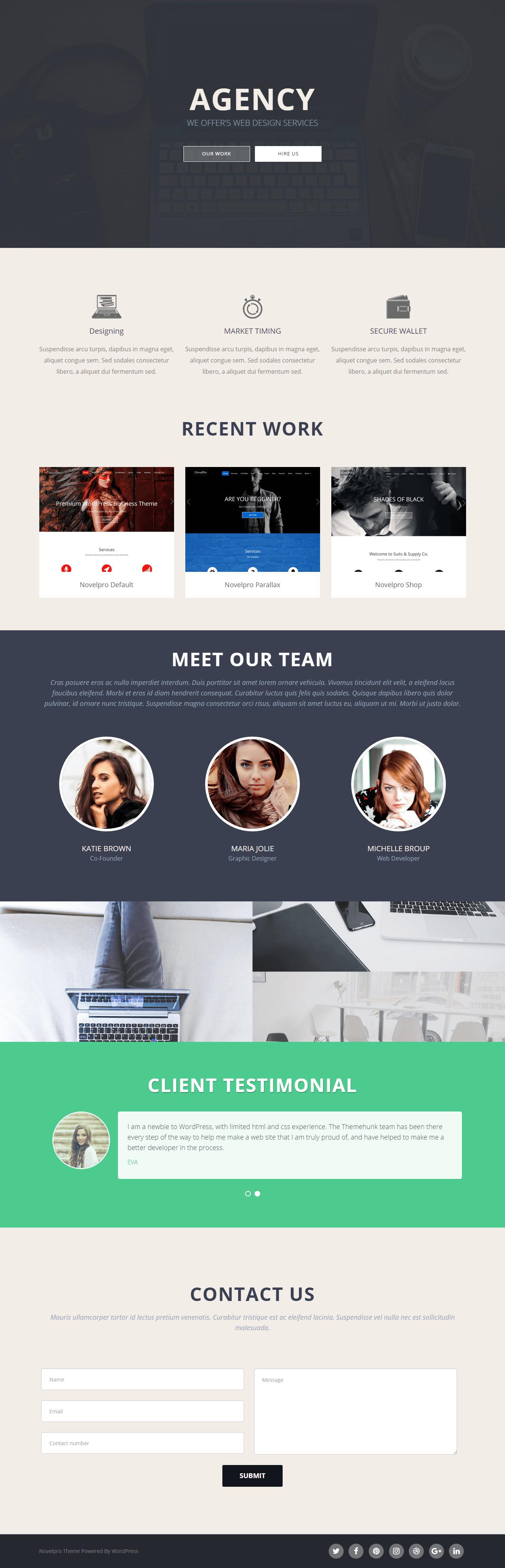 NovelPro Agency