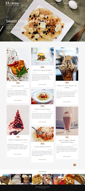 Elanza -Food & Lifestyle