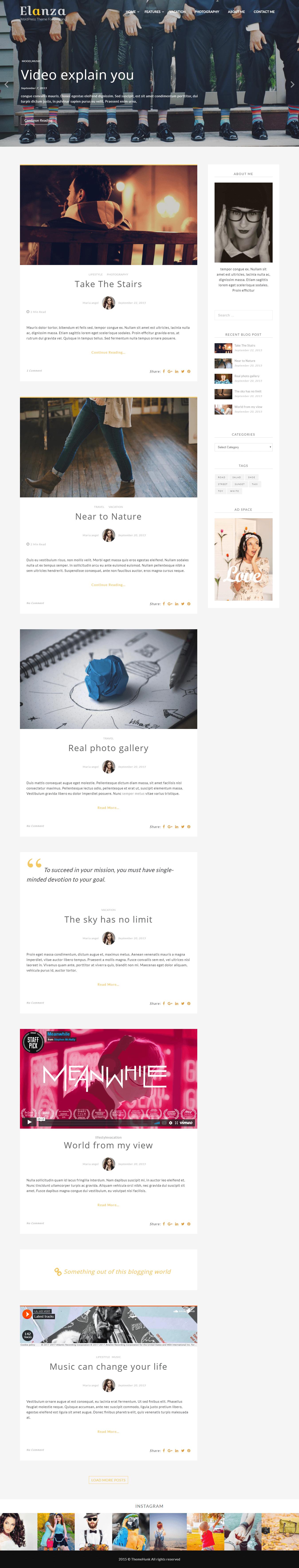 Elanza Blog