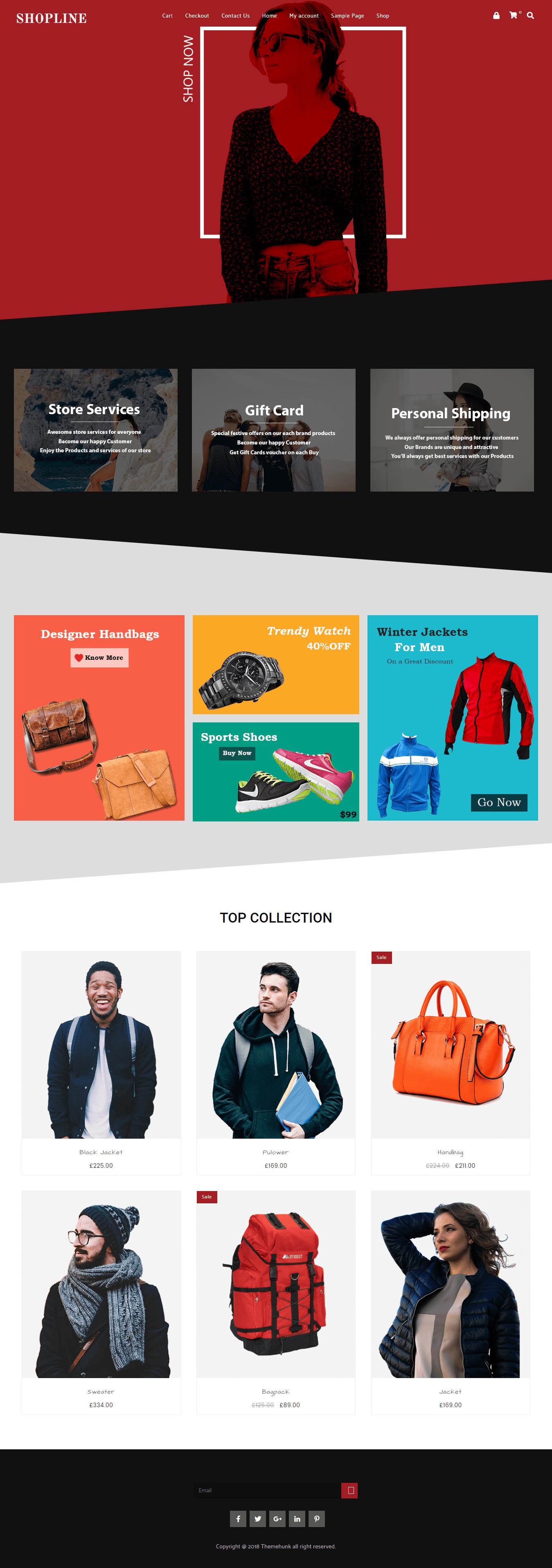 Shopline Pro Demo 4