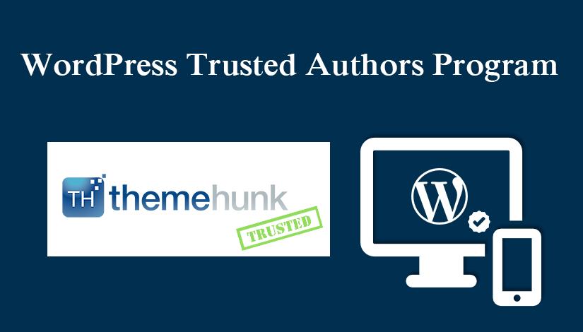 WordPress-Trusted-author-blog
