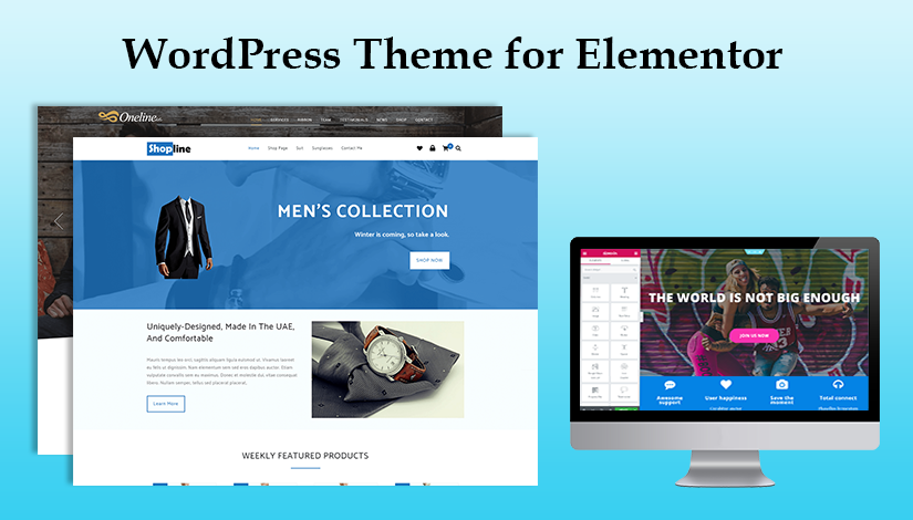 Create-Free-WordPress-Site-Using-Elementor-DragDrop-Plugin