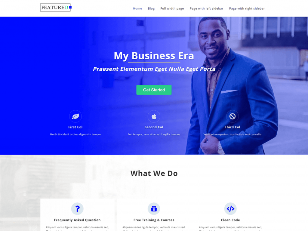Best Free WordPress Themes 2018