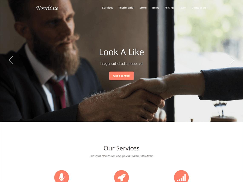Best Free WordPress Themes 2018 for Creating Website - ThemeHunk