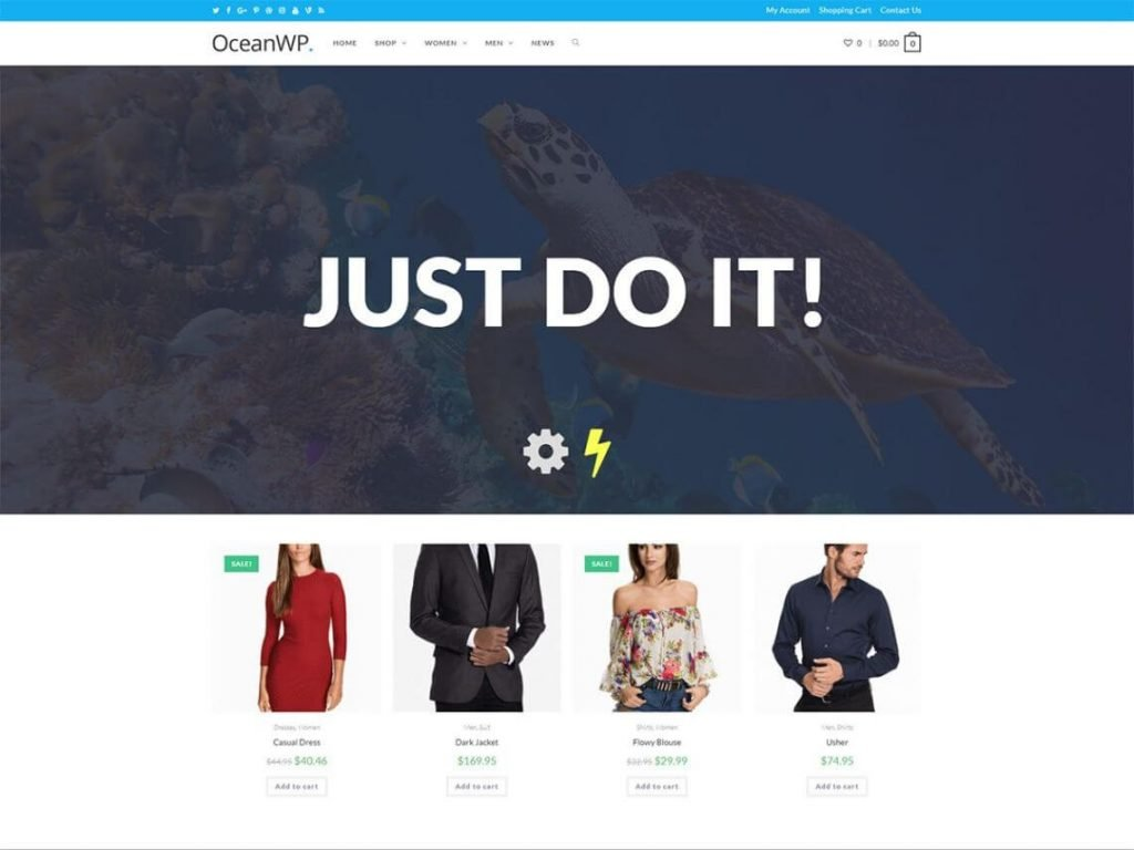 Best WordPress themes compatible with Elementor - ThemeHunk