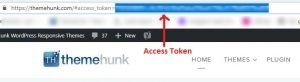 Access Token with Redirect URI