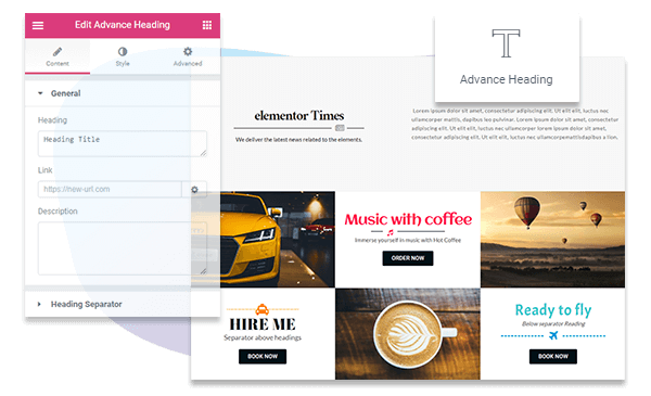 Elite Addon For Elementor - ThemeHunk WordPress Responsive Theme