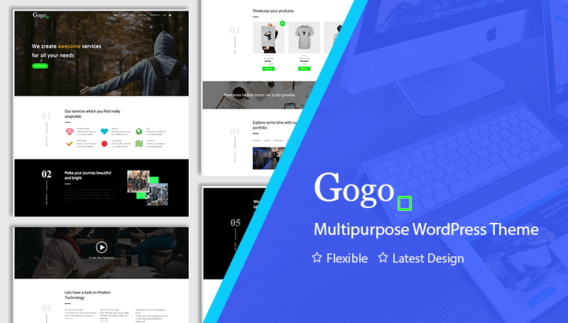 gogo-wordpress-theme