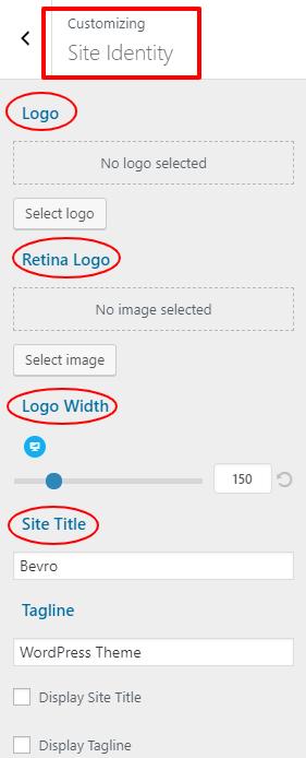 site identity bevro
