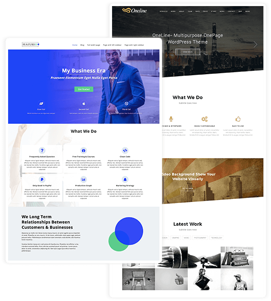 ThemeHunk WordPress Responsive Themes | Best 2019 Themes