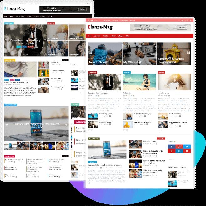ThemeHunk WordPress Responsive Themes | Best 2019 Themes