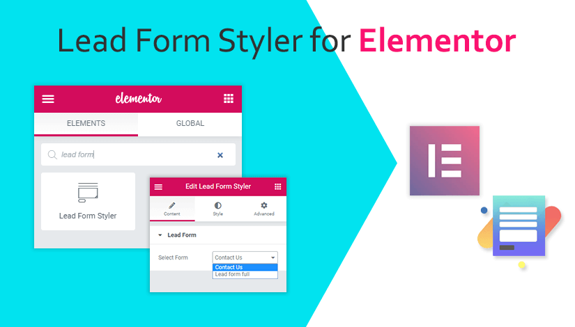 Lead Form Styler for Elementor - ThemeHunk WordPress Themes