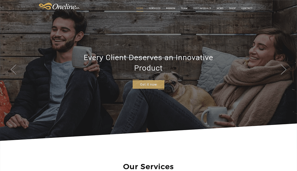 WordPress Free themes for business