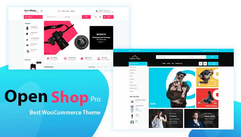 open-shop-pro-eCommerce-Theme