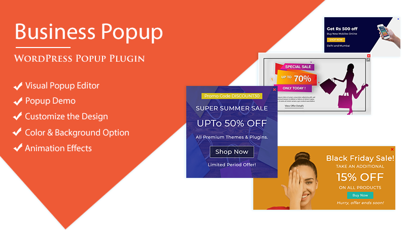 Business Popup