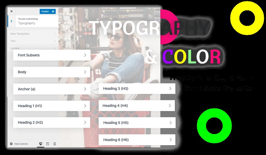 Almaira Typography new