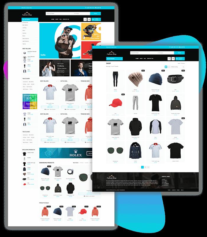 Fashion-store-open-shop-pro-one-click-demo-import