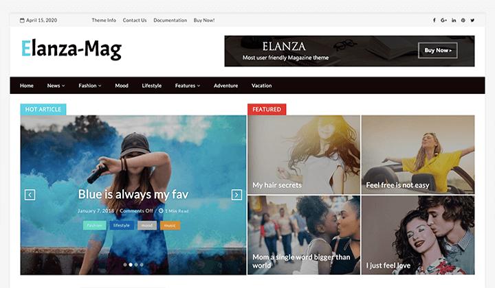 Elanza-Newspaper