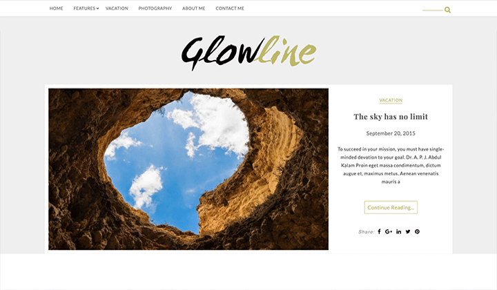 Glowline Featured