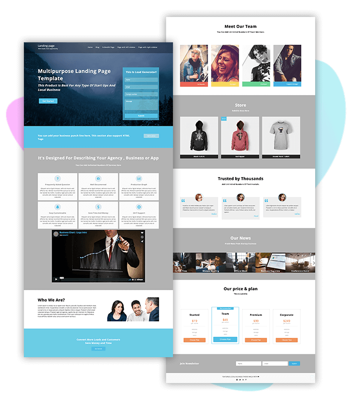 Local Business Theme