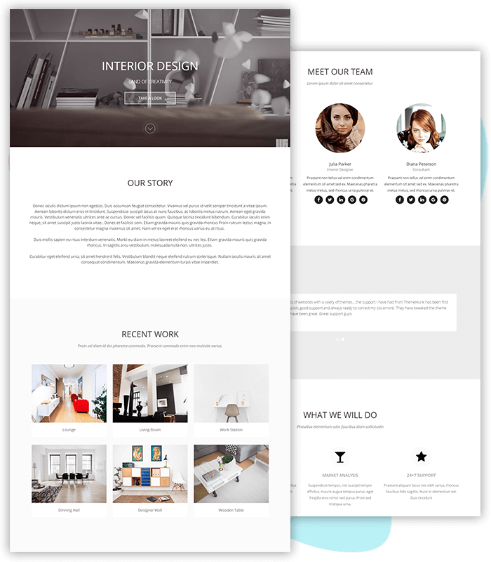 template-demo-page-one-click-Interior-design-novelpro