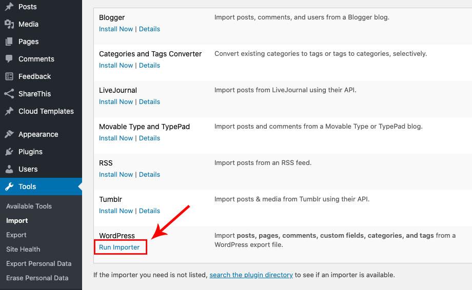add Dummy Content in a WordPress Theme Development