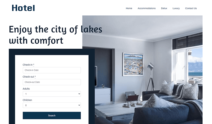 Hotel-booking-template-theme