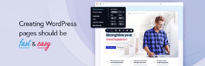 top 5 best Free WordPress Page Builder