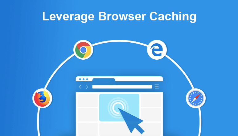 learn how you can speed up website load time with leverage browser caching