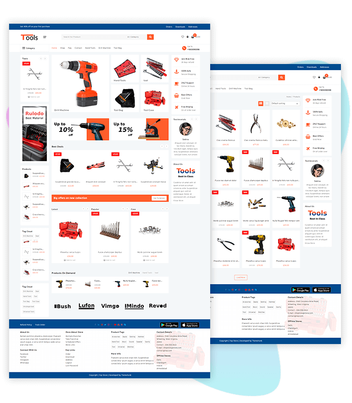 template-demo-page-one-click-tools-shop