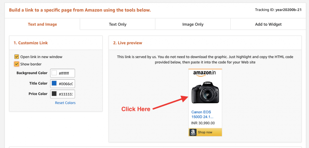 WordPress Amazon Affiliate Products