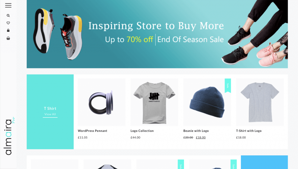 Shopping WordPress Theme Festival Sale 2020