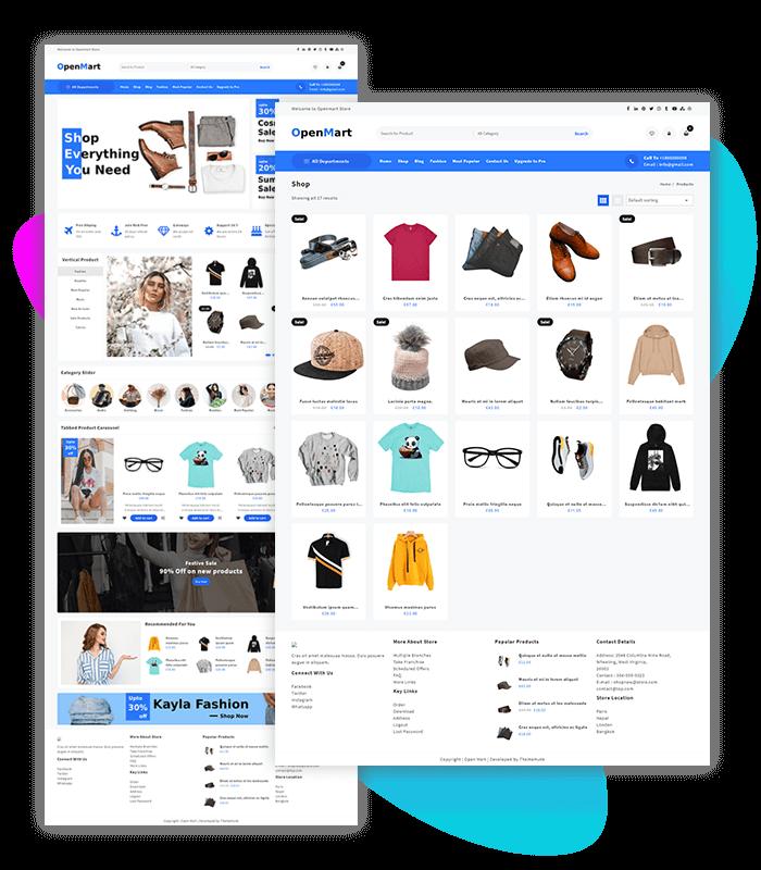 fashion-mart-demo-import