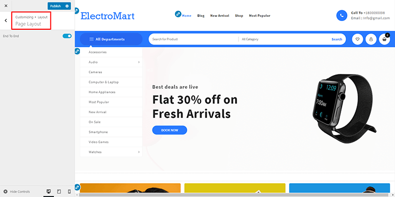 page-layout-openmart