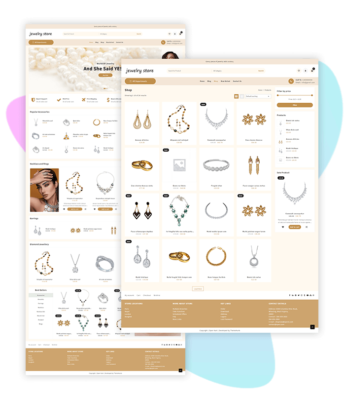 template-demo-page-one-click-jewellery-store