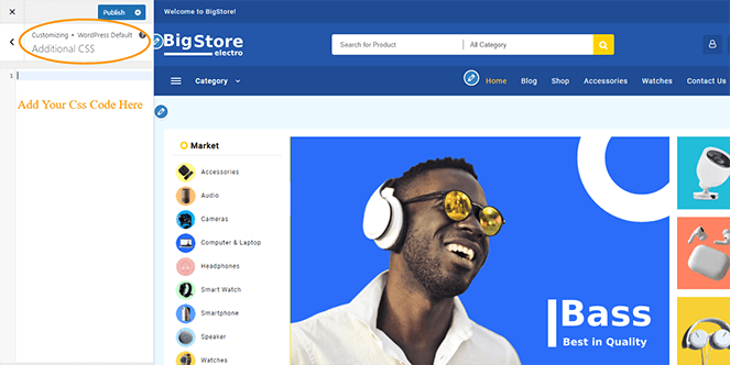 Additional-CSS-Big-Store