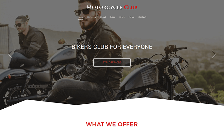 Motorcycle-Club