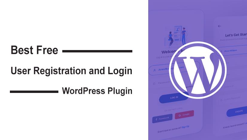 User Registration Plugin For WordPress