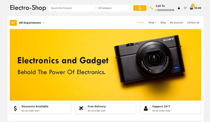electro-shop
