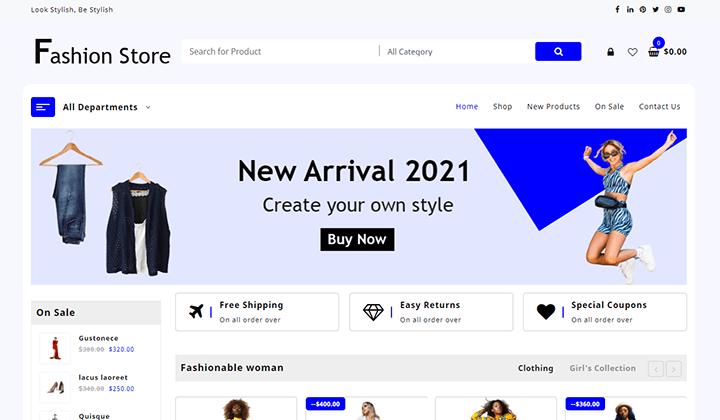 fashion-shop
