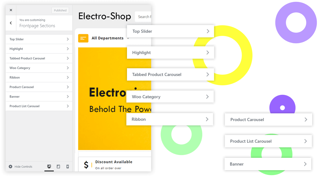 section-electro-shop