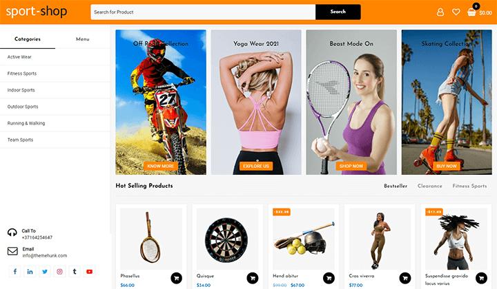 best sports wordpress theme