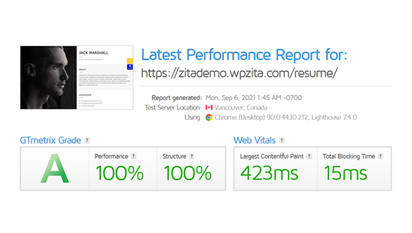 zita-pro-site-score